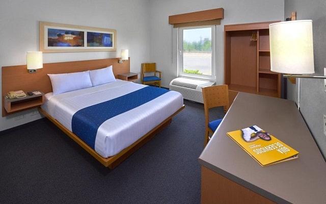 Hotel City Express Reynosa, habitaciones cómodas y acogedoras