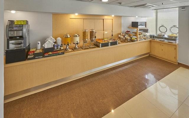 Hotel City Express Reynosa, rico y variado menú para tus alimentos