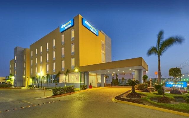 Hotel City Express Reynosa, buena ubicación