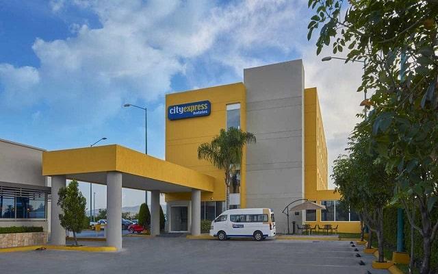 Hotel City Express San Luis Potosí Zona Industrial en San Luis Potosí Ciudad