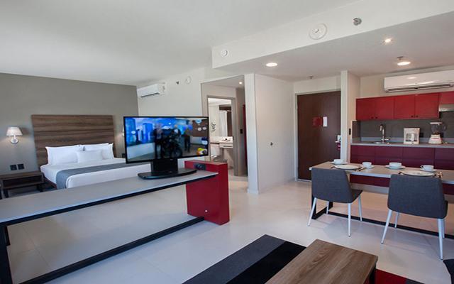 City Express Suites Cabo San Lucas, ambientes agradables