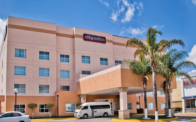 Hotel City Express Suites San Luis Potosí en San Luis Potosí Ciudad