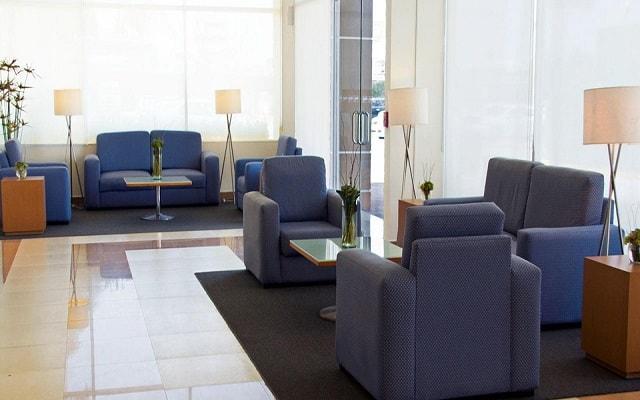 Hotel City Express Tepotzotlán, lobby