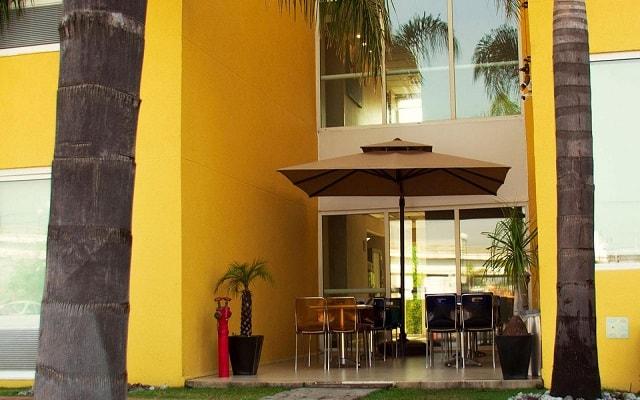 Hotel City Express Tepotzotlán, relájate en la terraza