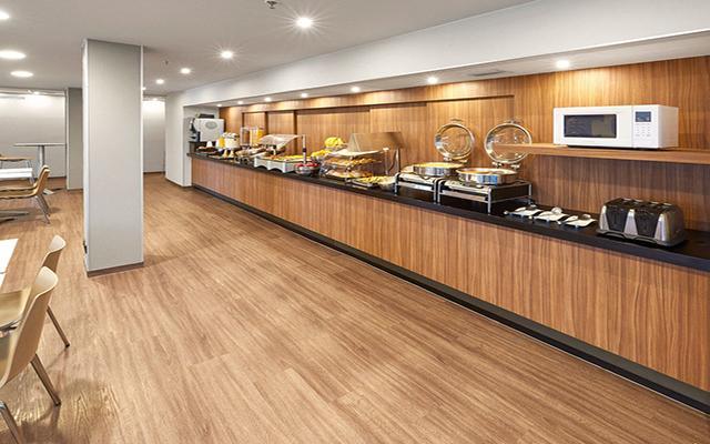 Hotel City Express Toluca, rico y variado menú de alimentos