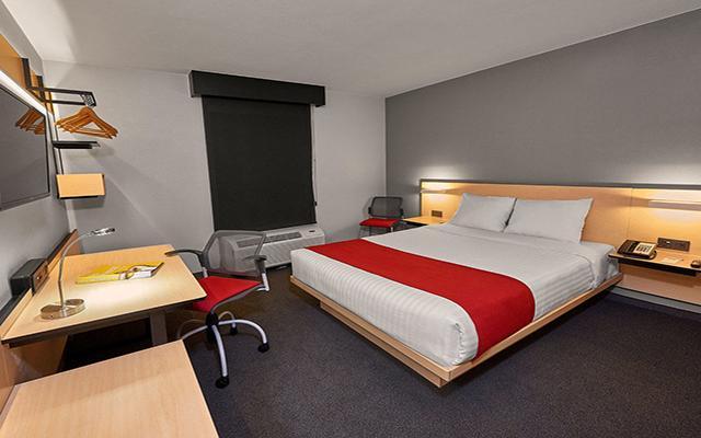 Hotel City Express Toluca, habitaciones cómodas y acogedoras