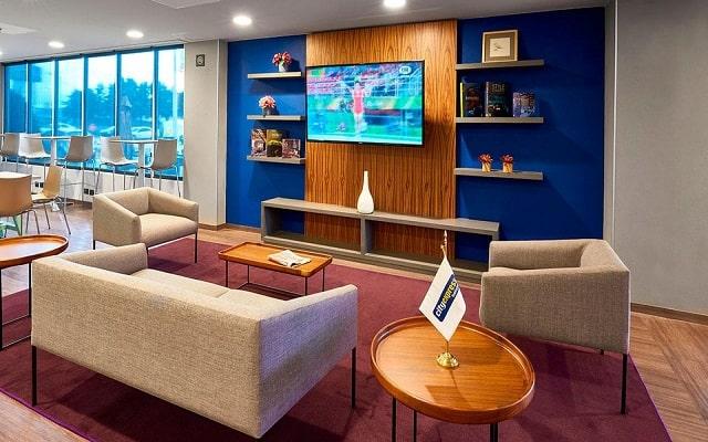 Hotel City Express Toluca, ambientes únicos para tu descanso