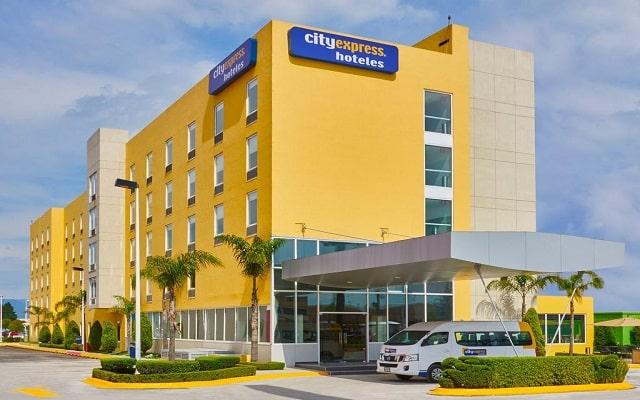 Hotel City Express Toluca, cuenta con servicio de transportación