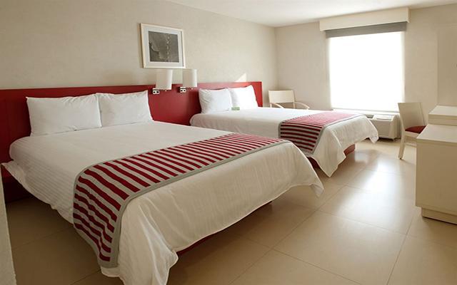 Hotel City Express Veracruz, habitaciones cómodas y acogedoras