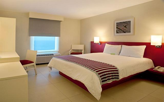 Hotel City Express Veracruz, habitaciones bien equipadas