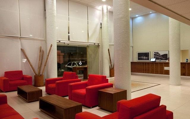 Hotel City Express Veracruz, lobby