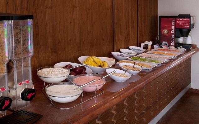 Hotel City Express Veracruz, disfruta un rico menú para tu desayuno