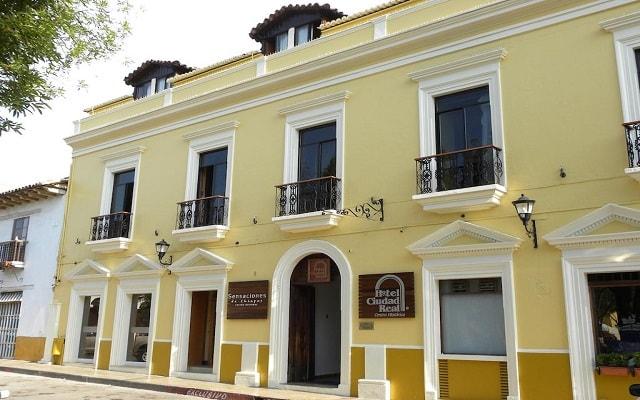 Hotel Ciudad Real Centro Histórico en San Cristóbal