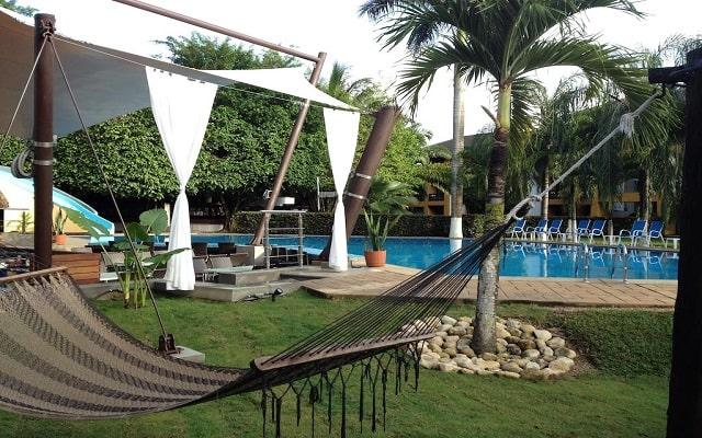 Hotel Ciudad Real Palenque en Palenque