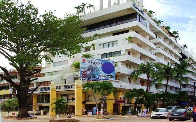 Hotel Club del Sol Acapulco en Zona Dorada