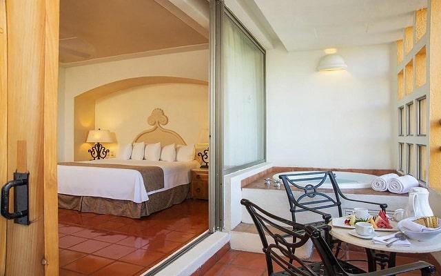 Hotel Club Regina Puerto Vallarta, habitaciones cómodas y acogedoras