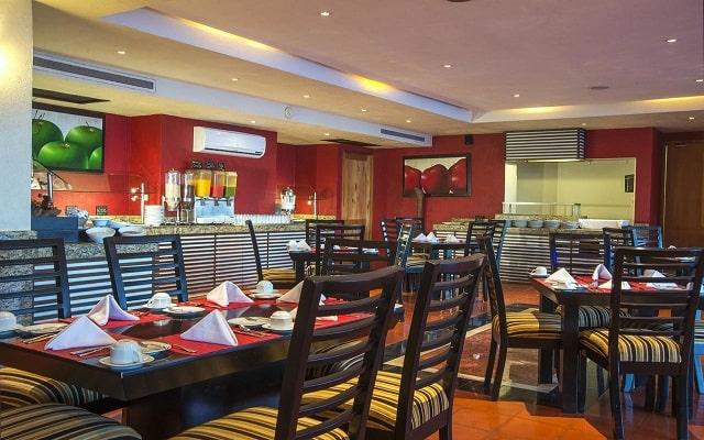 Hotel Club Regina Puerto Vallarta, escenario ideal para disfrutar de los alimentos