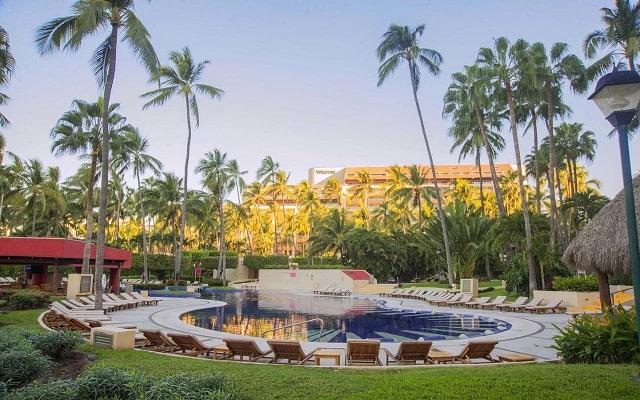 Hotel Club Regina Puerto Vallarta, cómodas instalaciones