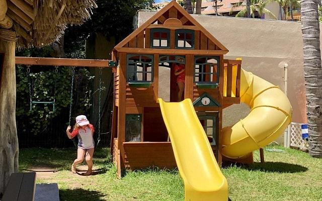 Hotel Club Regina Puerto Vallarta, área de juegos