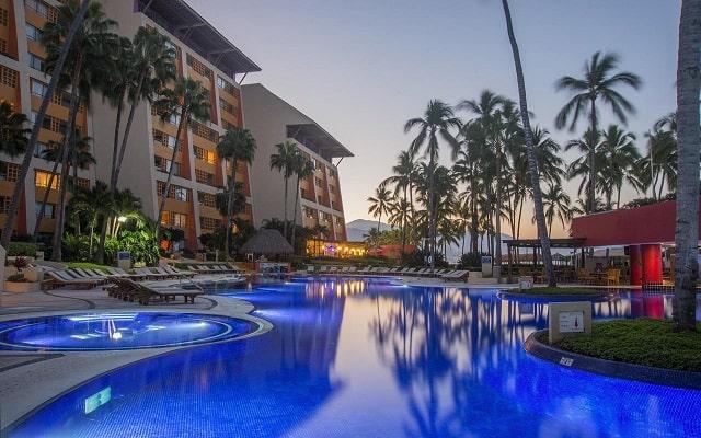 Hotel Club Regina Puerto Vallarta, ambientes  fascinantes
