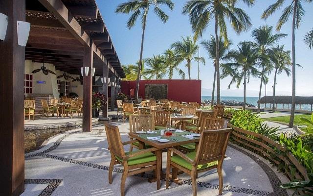 Hotel Club Regina Puerto Vallarta, linda forma de comenzar tu día