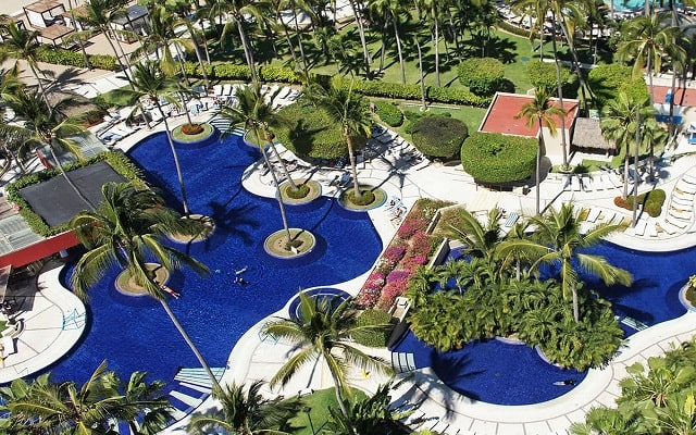 Hotel Club Regina Puerto Vallarta, hermosas vistas
