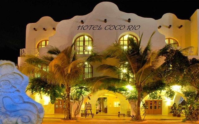 Hotel Coco Río en Playa del Carmen