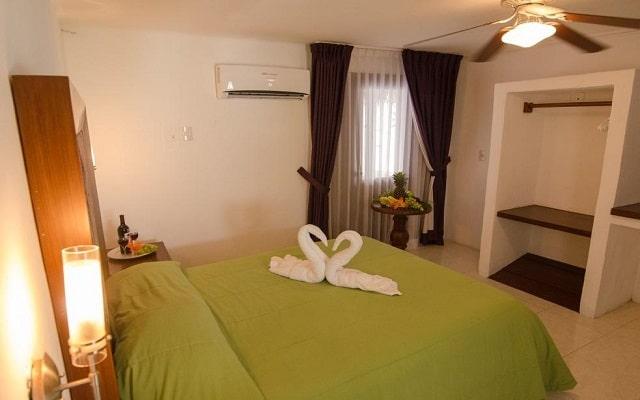 Hotel Cohiba Party, habitaciones bien equipadas