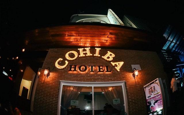 Hotel Cohiba Party, ubicada en plena calle 12