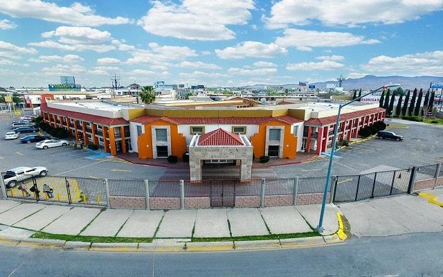 Hotel Colonial Ciudad Juárez en Ciudad Juárez Ciudad