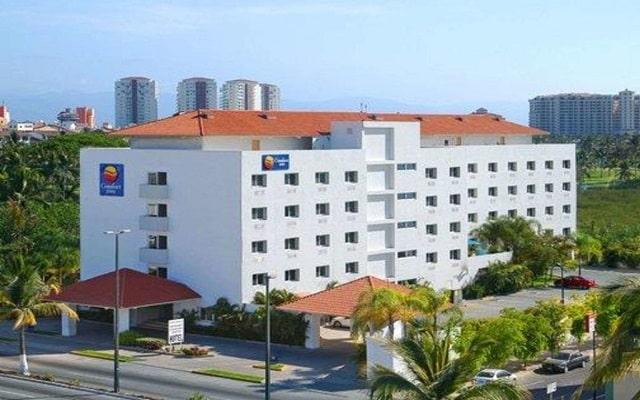 Hotel Comfort Inn Puerto Vallarta en Barra de Navidad