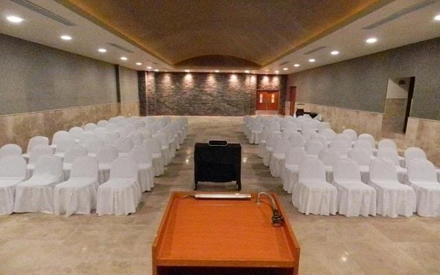 Hotel Comfort Inn Veracruz, salón de eventos