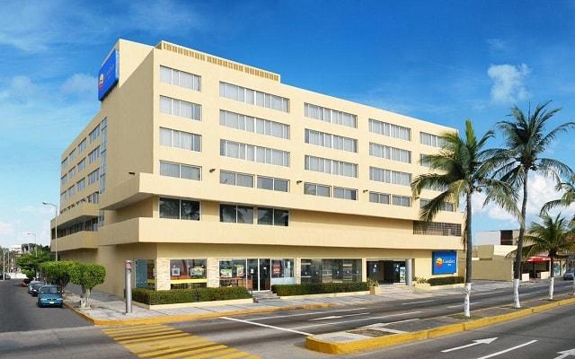 Hotel Comfort Inn Veracruz en Veracruz Puerto