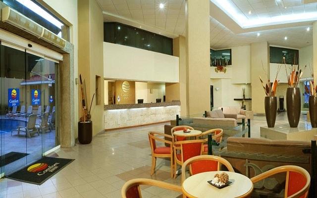 Hotel Comfort Inn Veracruz, cómodas instalaciones
