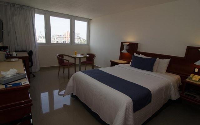 Hotel Comfort Inn Veracruz, espacios diseñados para tu descanso