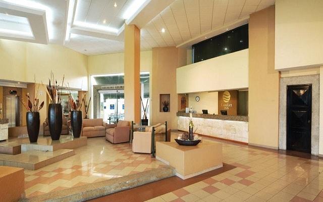 Hotel Comfort Inn Veracruz, lobby