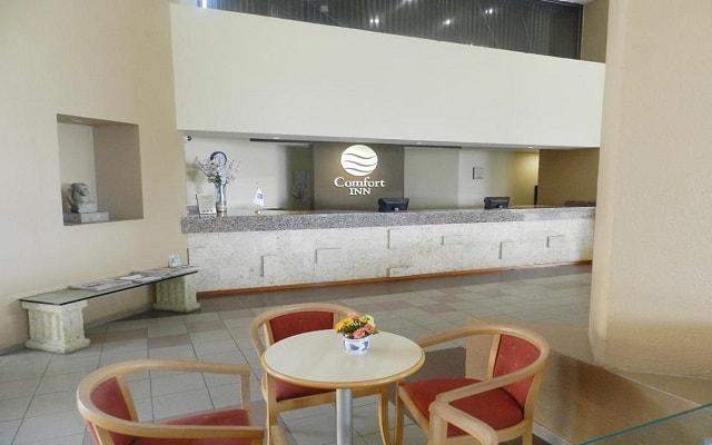 Hotel Comfort Inn Veracruz, atención personalizada desde el inicio de tu estancia