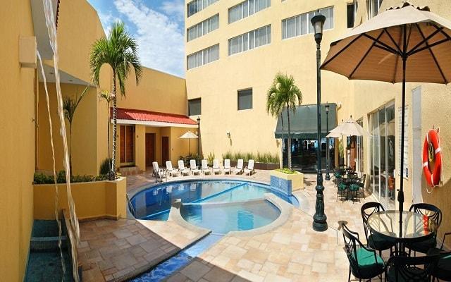 Hotel Comfort Inn Veracruz, sitio ideal para relajarte