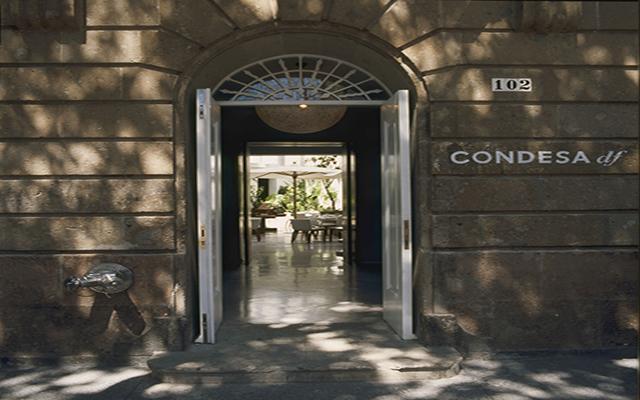 Hotel Condesa DF en Condesa