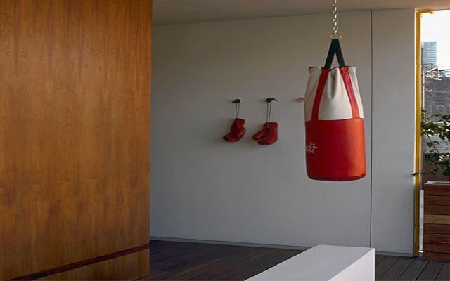 Hotel Condesa DF, gimnasio bien equipado