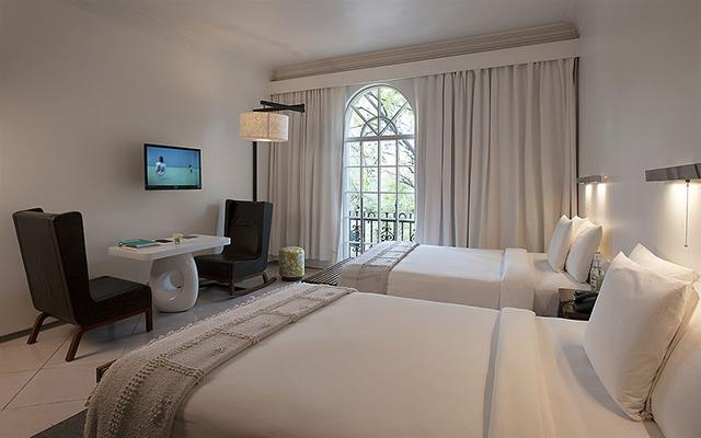 Hotel Condesa DF, habitaciones cómodas y acogedoras