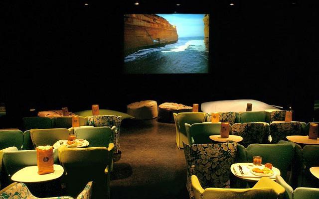 Hotel Condesa DF, ambientes ideales para un coctel y una película