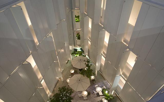 Hotel Condesa DF, ambientes fascinantes