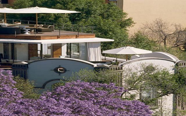 Hotel Condesa DF, vistas increíbles