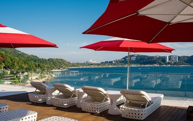 Hotel Condominio B Pichilingue Acapulco, admira la belleza del lugar