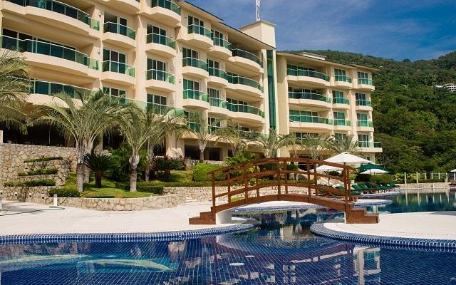 Hotel Condominio B Pichilingue Acapulco, acceso directo al mar