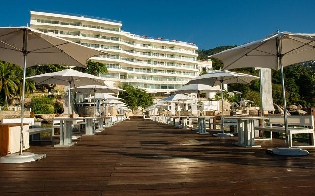 Hotel Condominio B Pichilingue Acapulco, muelle