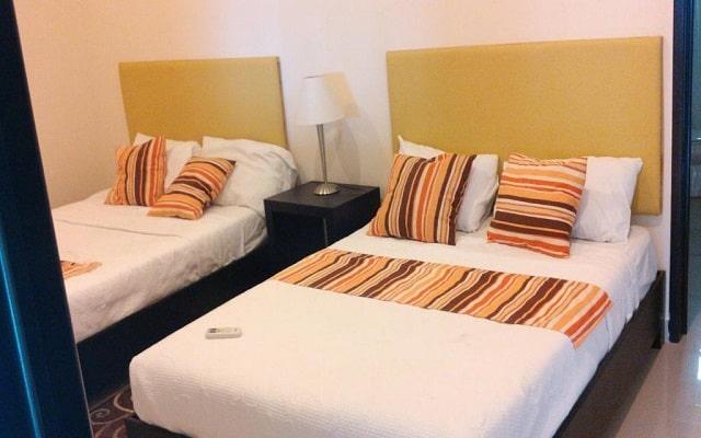 Hotel Condominios Lindos, habitaciones con todas las amenidades