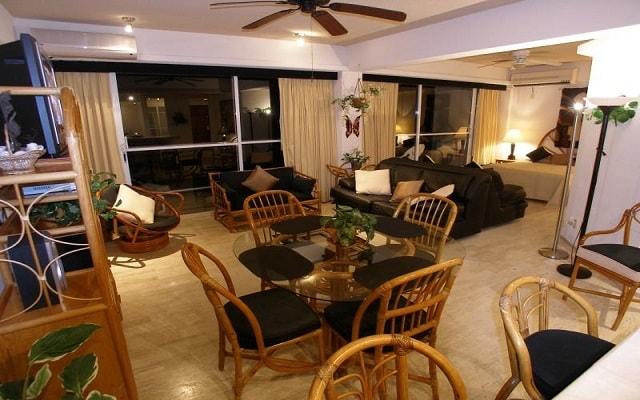 Hotel Condominios Salvia Cancún, habitaciones bien equipadas