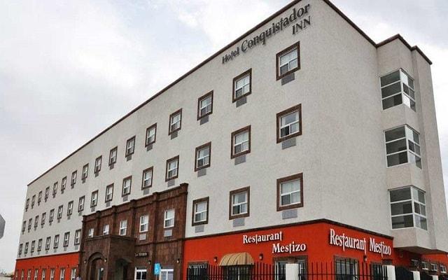 Hotel Conquistador Inn by US Consulate en Ciudad Juárez Ciudad